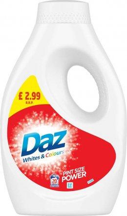 Daz Regular Liquid PM £2.99