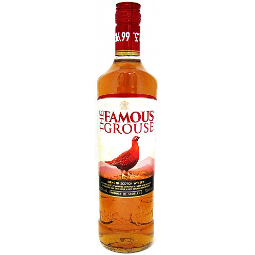 Famous Grouse Whisky 70cl PM £16.99