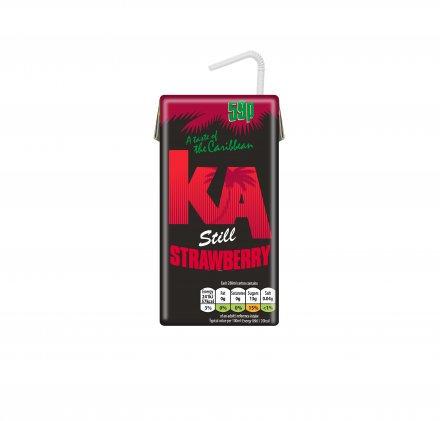 Ka Strawberry Still PM 59p 288ml