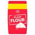 Happy Shopper Plain Flour 1kg  PM 75p