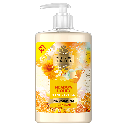 Imperial Leather Handwash Meadow Honey PM £1
