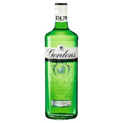 Gordon's London Dry Gin 70cl PM £14.79