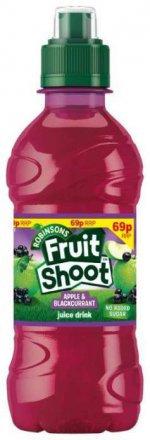 Fruit Shoot Apple Blackcurrant Ls PM 69p