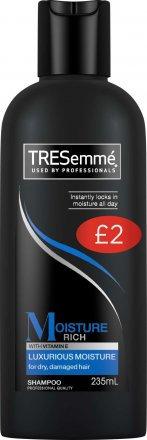 Tresemme Moisture Rich Shampoo PM £2