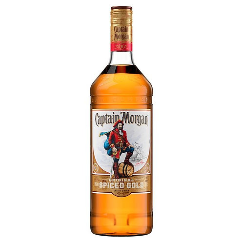Captain Morgan's Spiced Rum 1L
