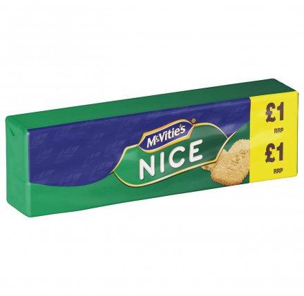 McVitie's Nice PM £1