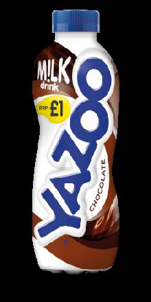 Yazoo Chocolate Milk PM £1 400ml