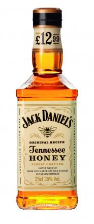 Jack Daniel's Tennessee Whiskey Blended with Honey Liqueur 35cl