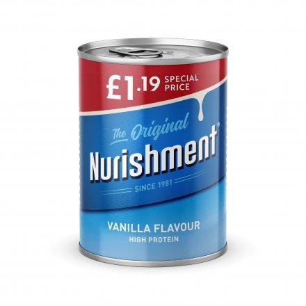 Nurishment Vanilla PM £1.19