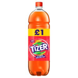 Tizer 2L Bottle, PMP £1