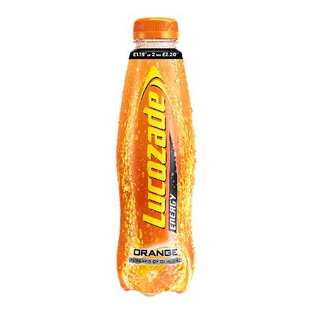 Lucozade Energy Orange PM £1.19