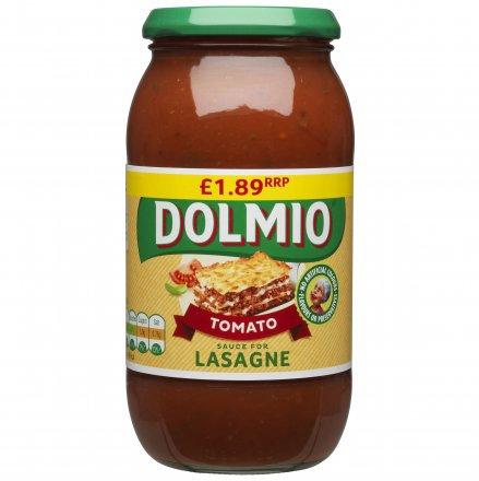 Dolmio Original Lasagne Tomato Sauce PM £1.89