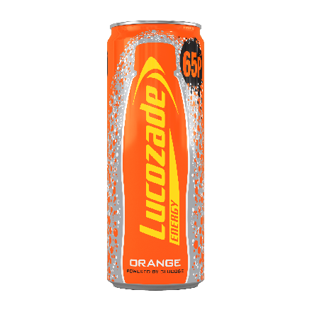 Lucozade Energy Orange PM 65p
