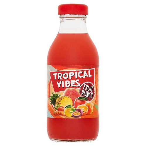 Tropical Vibes Fruit Punch  300ml