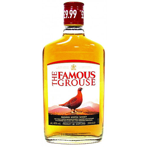 Famous Grouse  Whisky 35cl PM £9.99