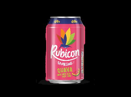 Rubicon Guava PM 69p 330ml