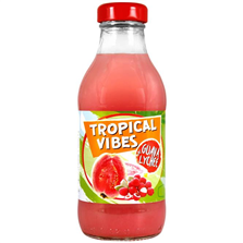 Tropical Vibes Guava Lychee 300ml