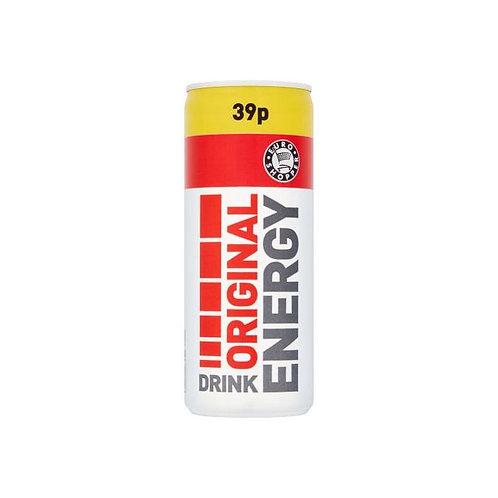 Euro Shopper Original Energy Drink 250ml