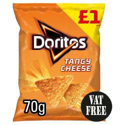 Doritos Tangy Cheese 70g