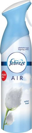 Febreze Aerosol Cotton Fresh Air Freshener PM £2.99