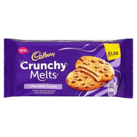Cadbury Chocolate Centre Crunchy Melts PM £1.29