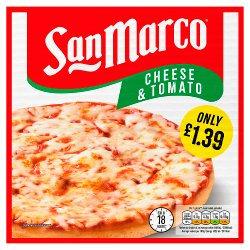 San Marco Cheese & Tomato Pizza 253g