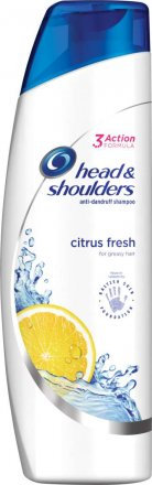 Head & Shoulders Anti-Dandruff Citrus Fresh Shampoo
