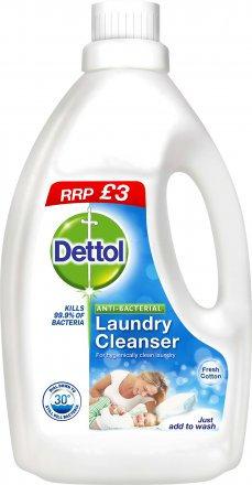 Dettol Laundry Liquid PM £3