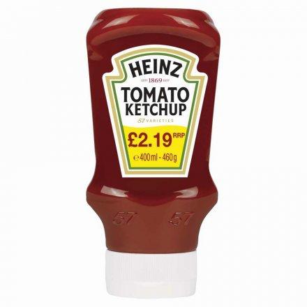 Heinz Tomato Ketchup PM £2.19