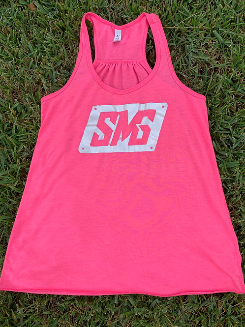 Pink SMG Girl Tank