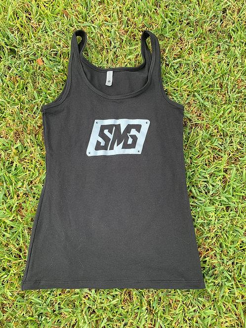 Black SMG Girl Tank