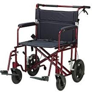 Heavy Duty Transport Chair