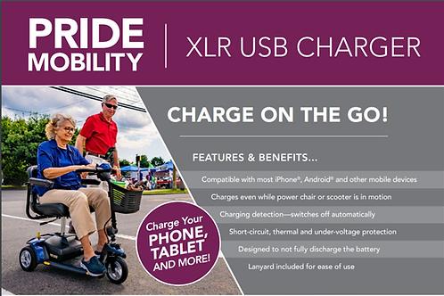 Pride XLR USB Charger