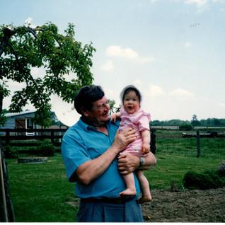 Summer with Grandpa Schertzl