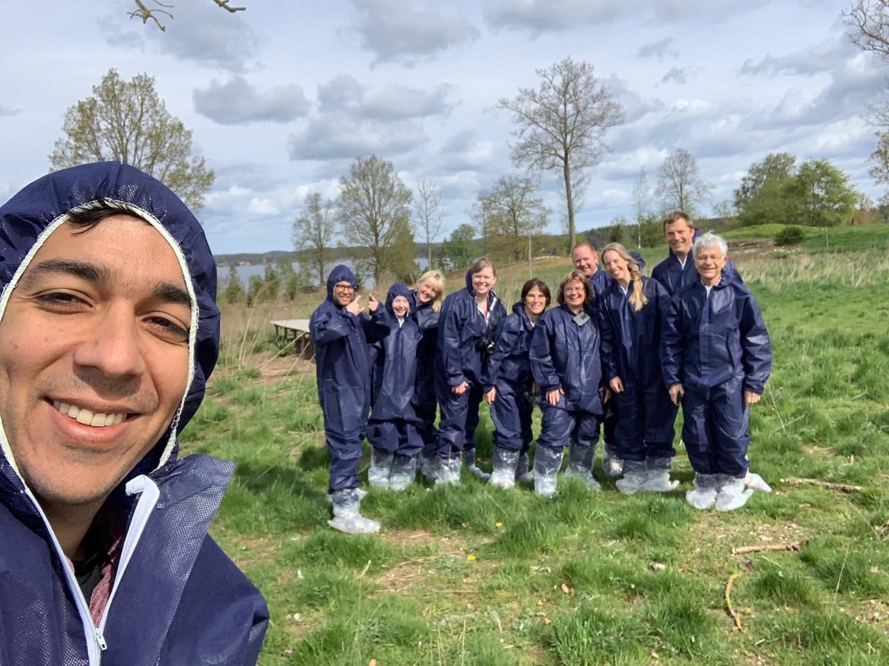 The ELTI Group in Sweden