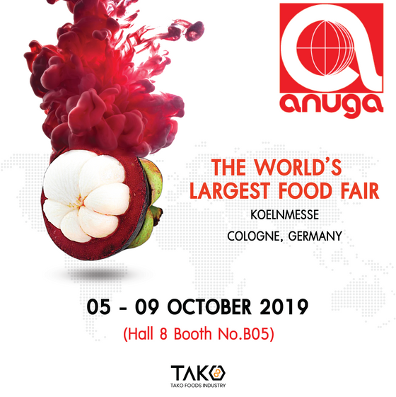 Meet Tako Foods at the Anuga 2019