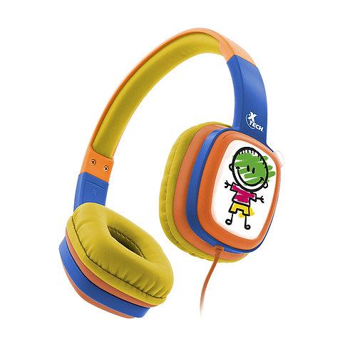 Audifonos para Niños Xtech SoundART