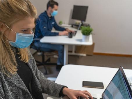 Oficinas Pospandemia: Conectadas, Eficientes y Seguras
