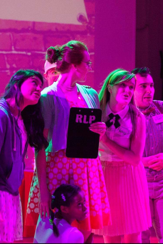 Spelling Bee - Rona & Kids (Marcy)