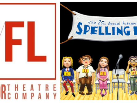 25th Annual Putnam County Spelling Bee at 5th Floor Theatre Company