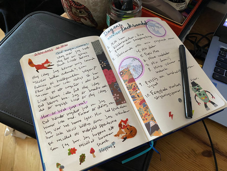 Journaling today
