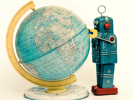 Top 5 things to know about the robots market