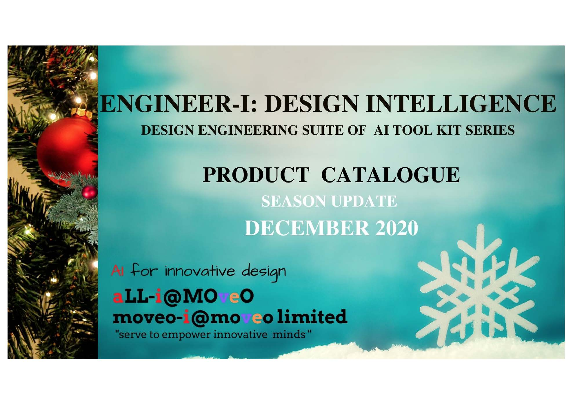 engineer-i suite product catalog season
