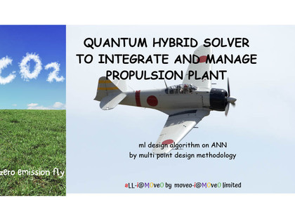 Quantum Hybrid Electric Propulsion Model on Artificial Neural Network