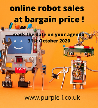 online robot sales at bargain price ! ma