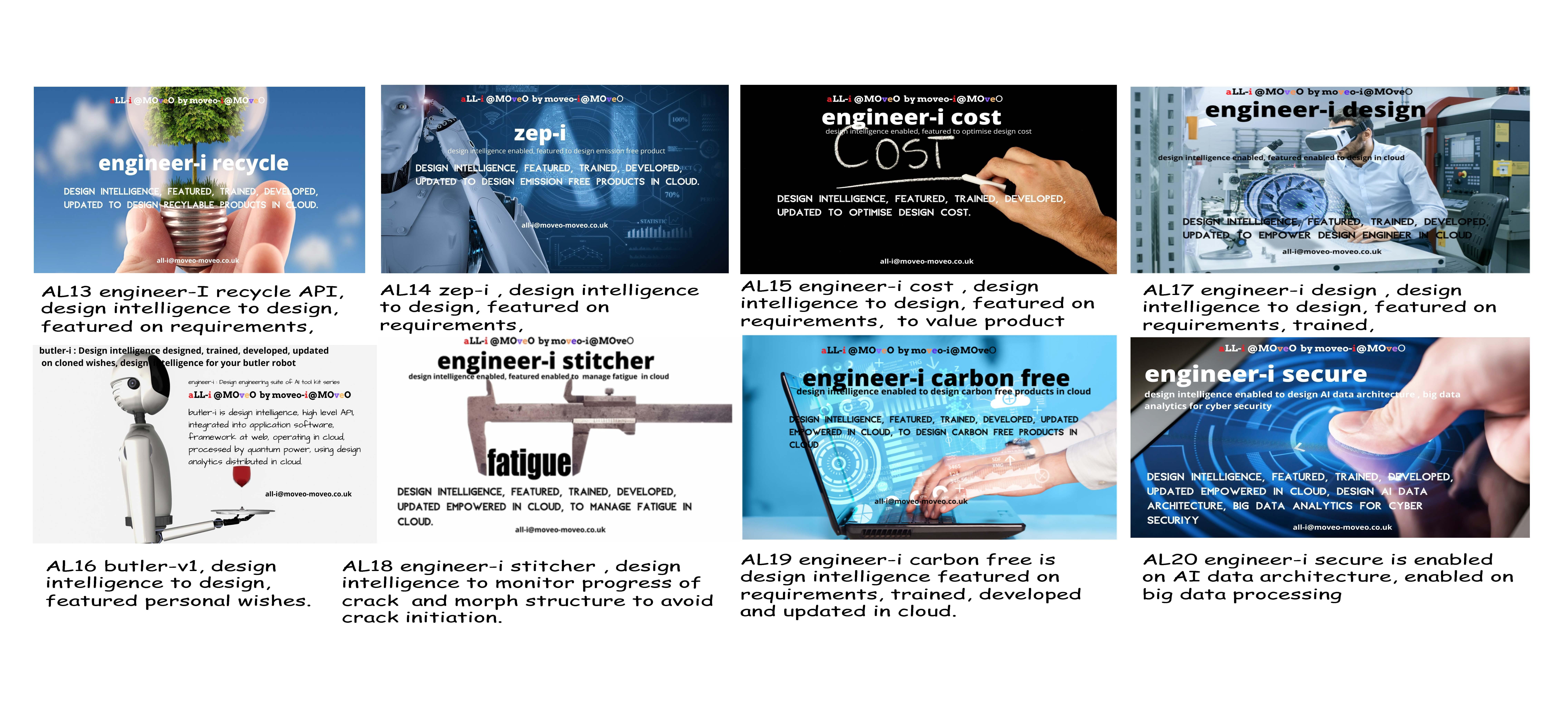 engineer-i suite product catalog season