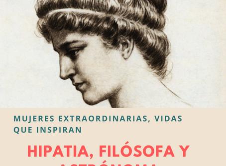 Hipatia: Filósofa y Astrónoma