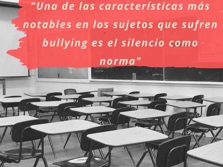 HABLEMOS DE BULLYING
