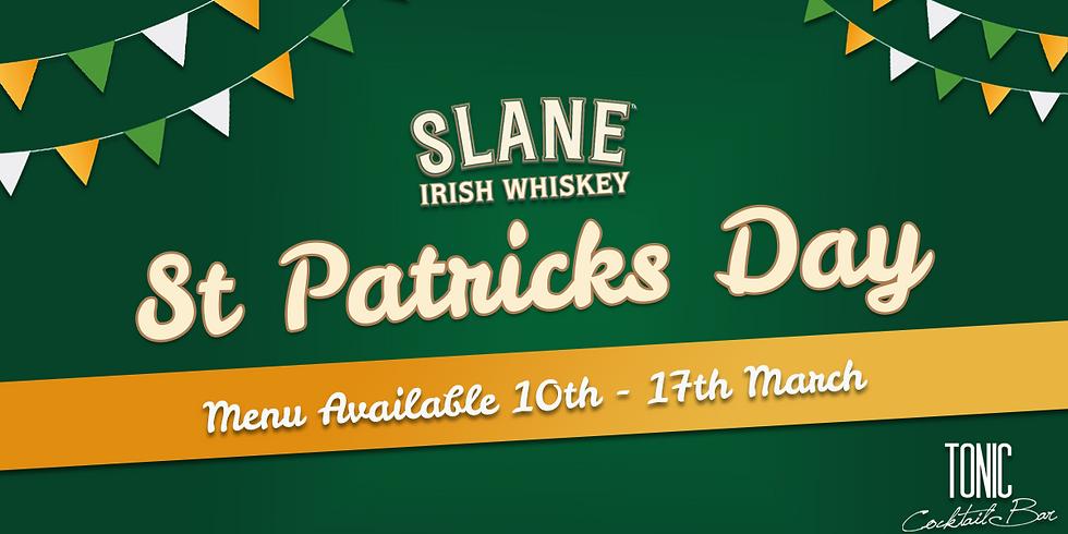 St Patricks Day with Slane