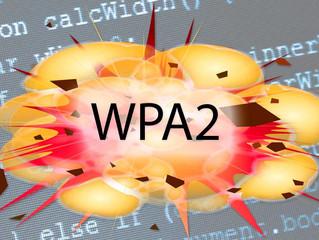 Se vulneran las cerraduras de las redes WiFi protegidas con WPA2